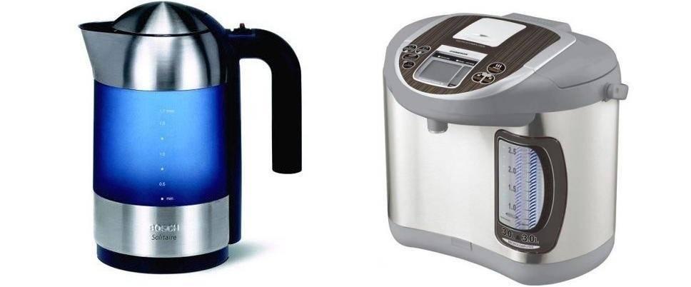 Всегда горячая вода для чая и кофе: как выбрать термопот