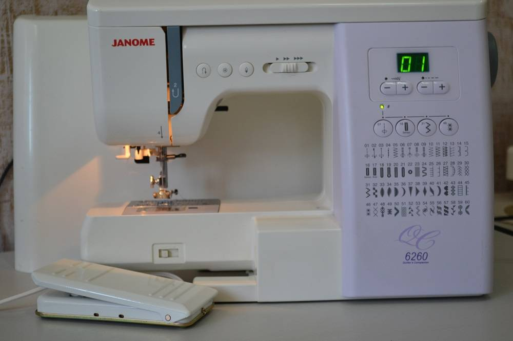 Как выбрать швейную машинку для дома + рейтинг лучших фирм