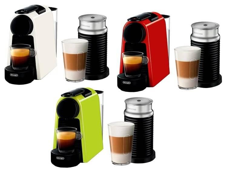 Принцип работы кофемашины капсульной