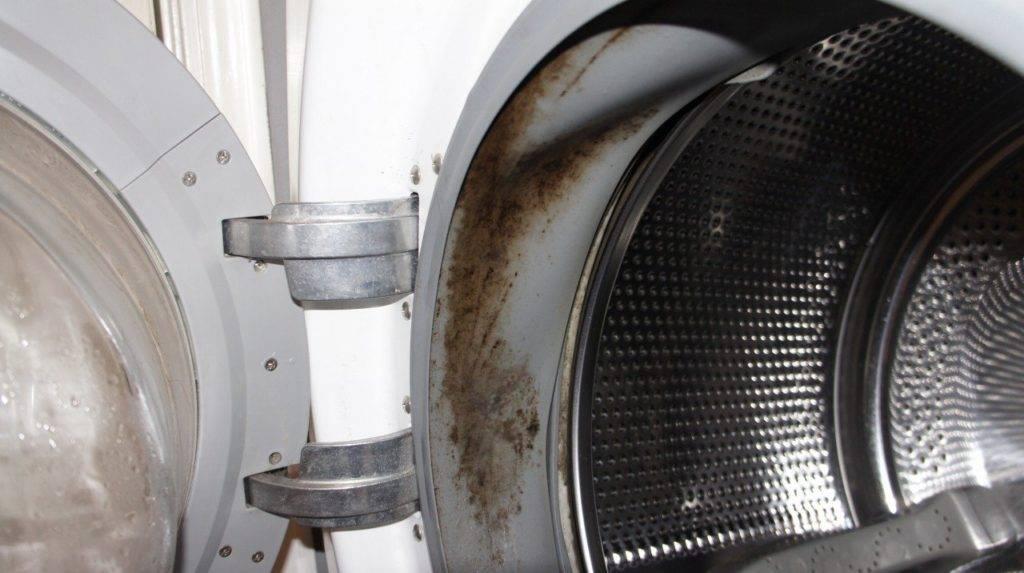 Чистка стиральной машины от плесени: очень простой и быстрый способ
