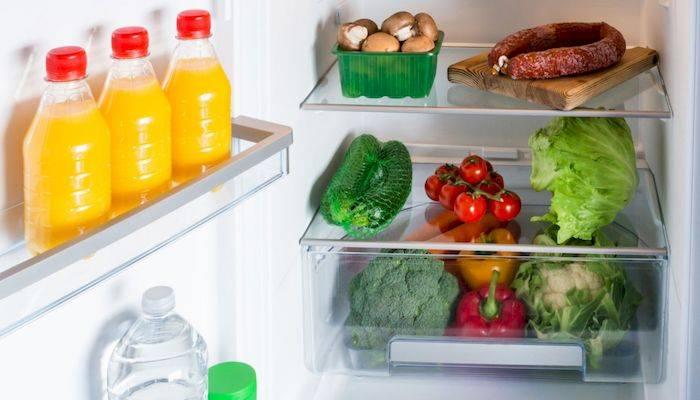 Советы по организации пространства в холодильнике