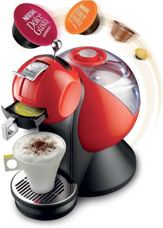 Что такое капсульная кофемашина — описание, принцип работы, характеристики