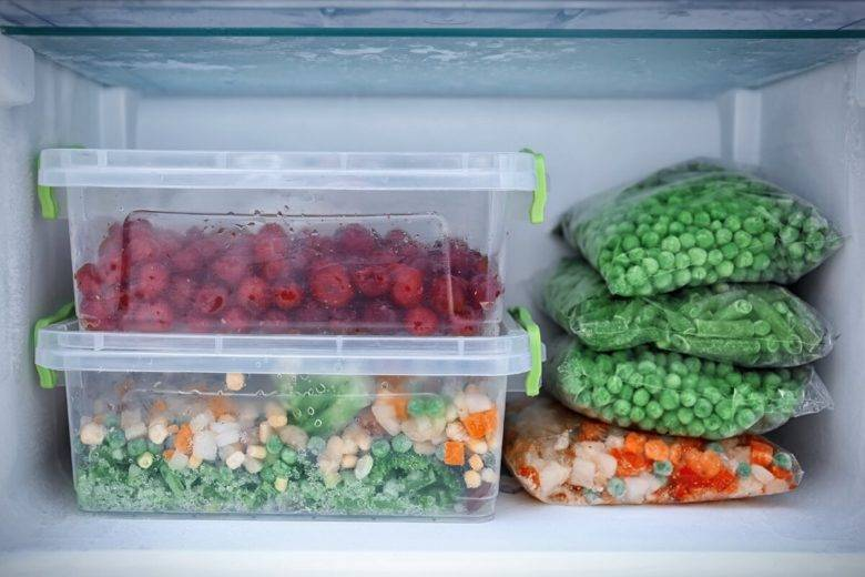 Что заморозить в морозильной камере на зиму: овощи, фрукты, зелень, грибы