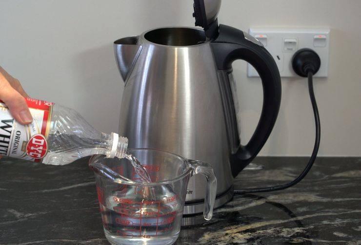 Как избавиться от запаха в новом чайнике: чем устранить запах