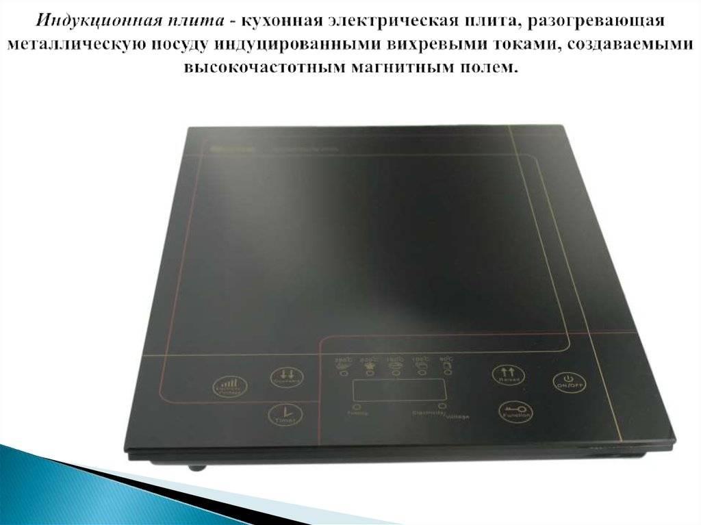 Готовим на даче: выбор лучшей индукционной плиты