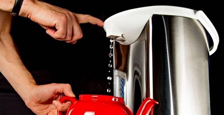 Устройство и выбор термопота