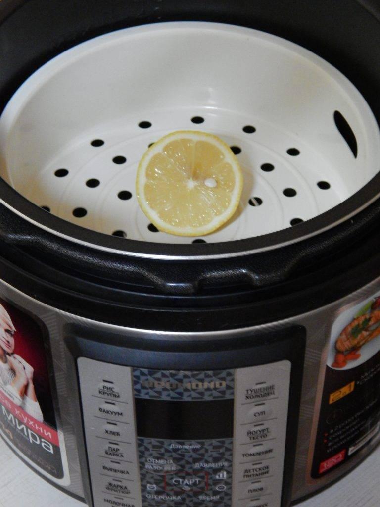 Как избавиться от запаха в мультиварке: 7 способов очистить новый прибор от неприятной вони пластика