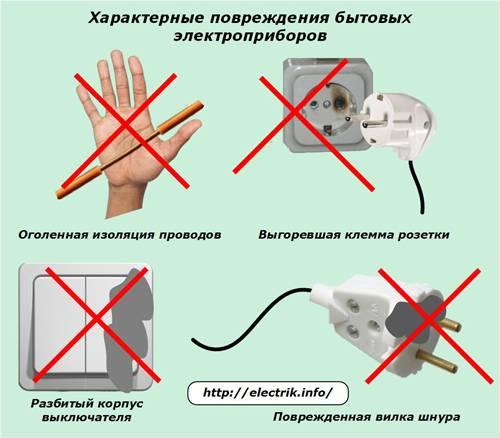 Как должна вставляться и вытаскиваться вилка из розетки, чтобы не случилось беды