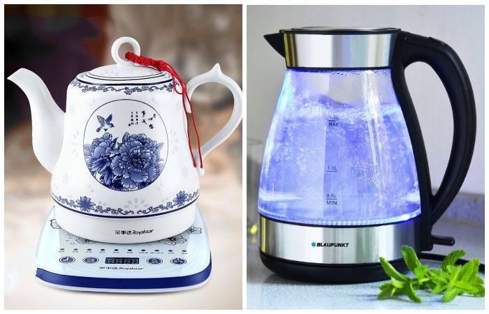 Как убрать запах из нового электрического чайника из пластика, стекла, металла: способы удаления аромата пластмассы и химикатов