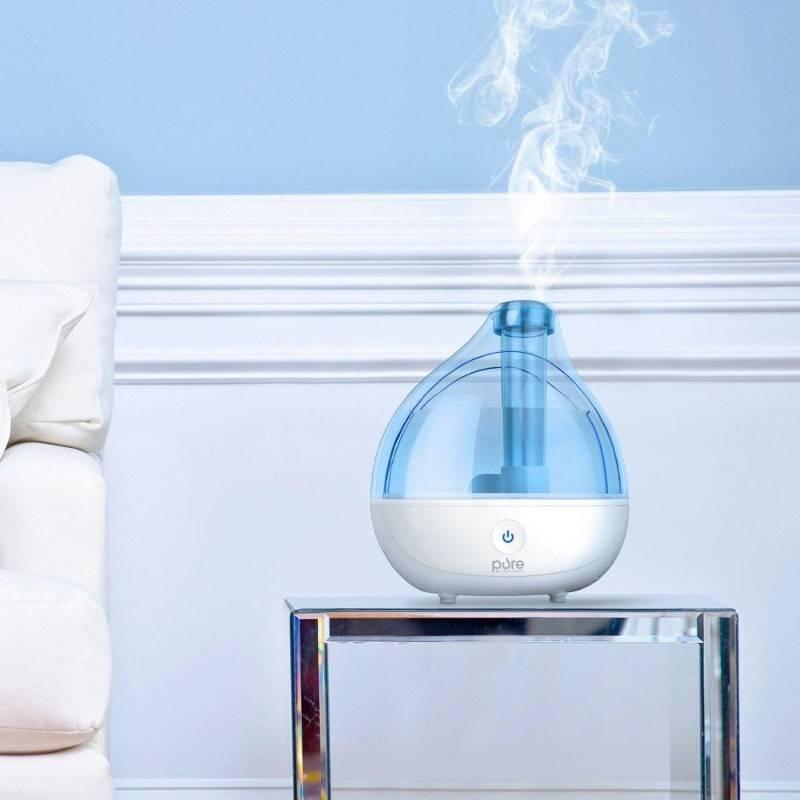Зачем нужен увлажнитель воздуха: принцип работы, польза   tehnofaq