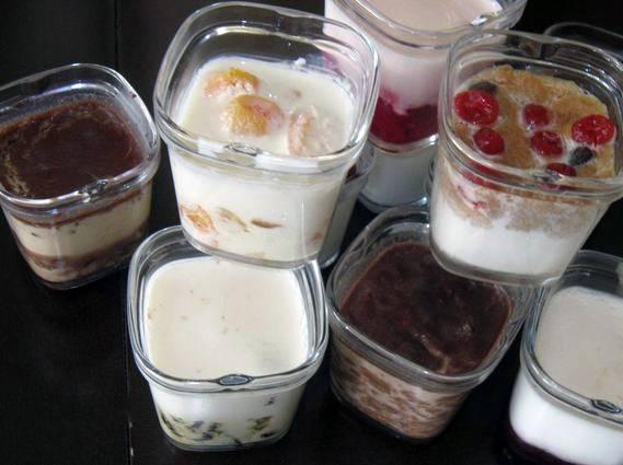 Как сделать йогурт в домашних условиях в йогуртнице, мультиварке, в термосе: рецепты с фото