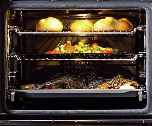Конвекция в электрической духовке: как работает, виды, применение