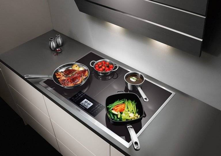 Когда привычный процесс приготовления пищи становится искусством, или чем ещё хороша встраиваемая газовая варочная панель