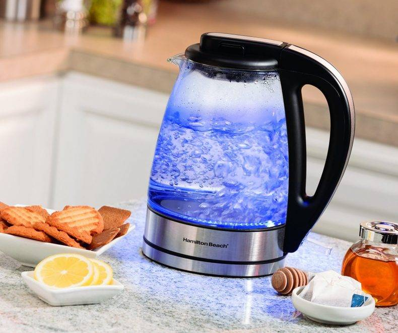 Как избавиться от запаха в электрическом чайнике