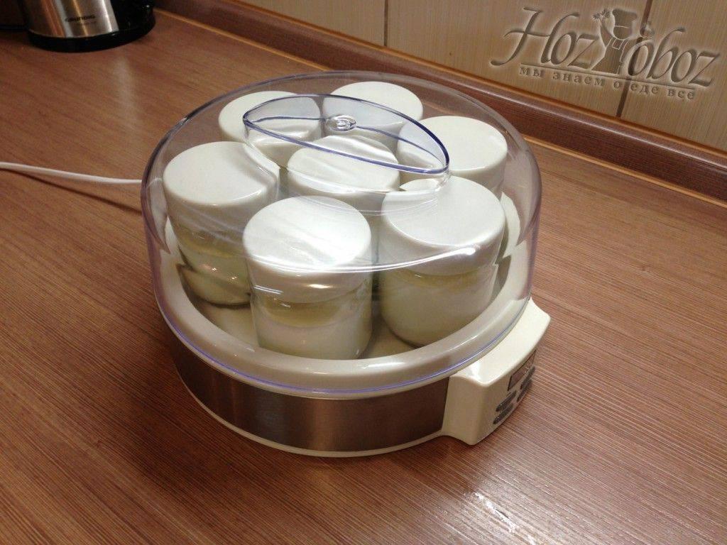 Домашний йогурт - рецепты приготовления с видео и фото