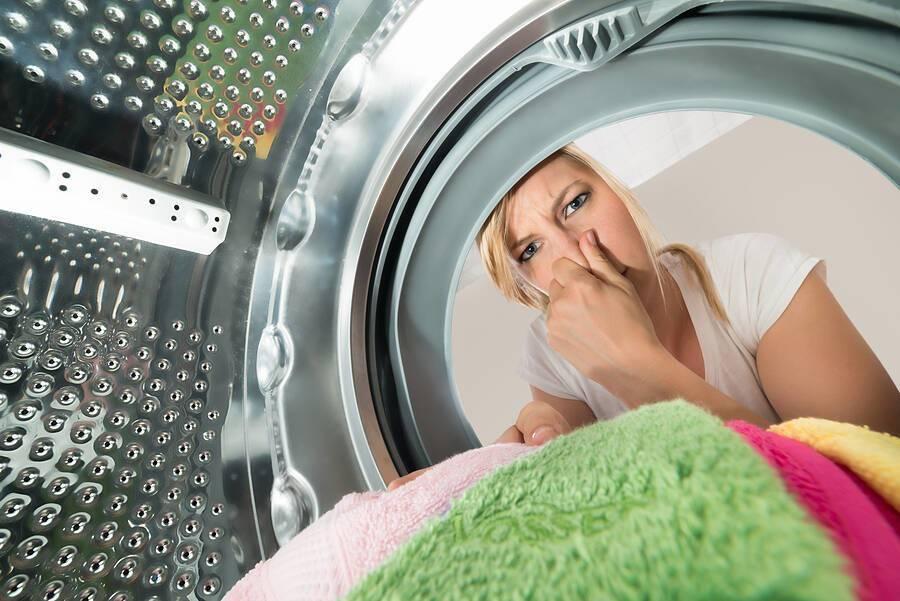 Плесень в стиральной машинке: диагноз или приговор?
