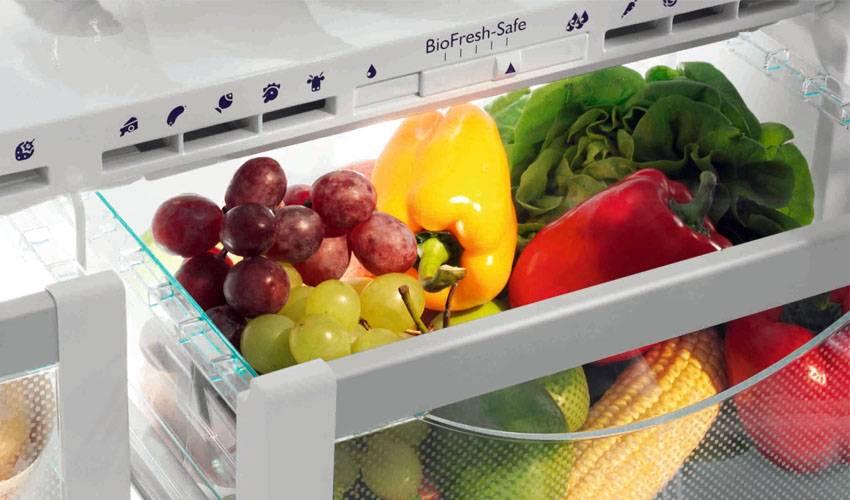Зона свежести в холодильнике: что это такое, зачем нужна