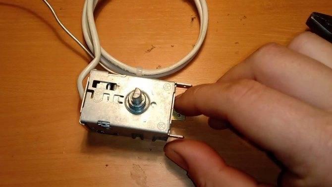 Терморегулятор для холодильника: как работает + как починить | отделка в доме