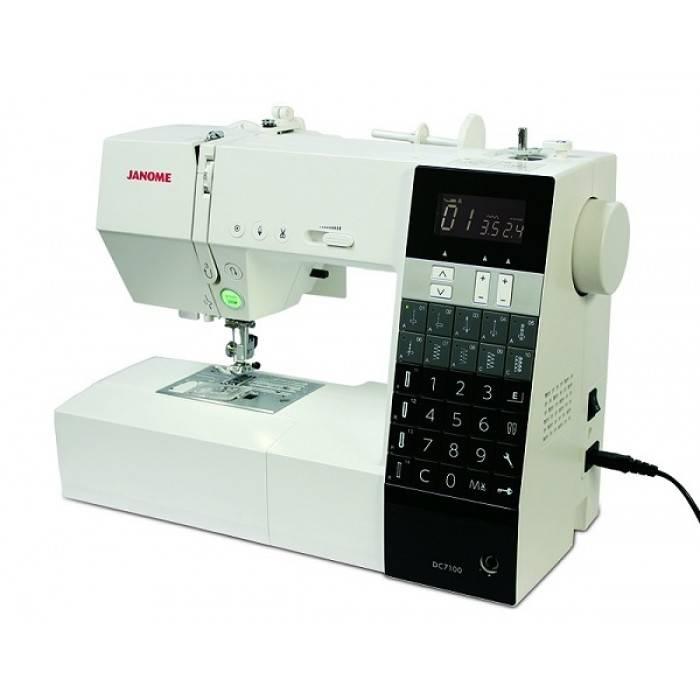 Типы швейных машин для дома