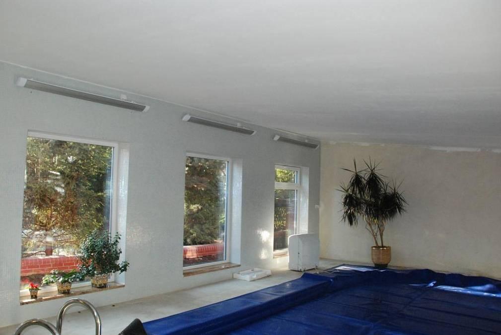 Инфракрасное отопление частного дома: обзор современных инфракрасных систем отопления ???? квартира и дача ???? другое