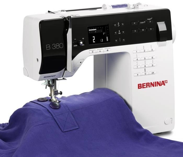 Характеристика электромеханических швейных машин  janome