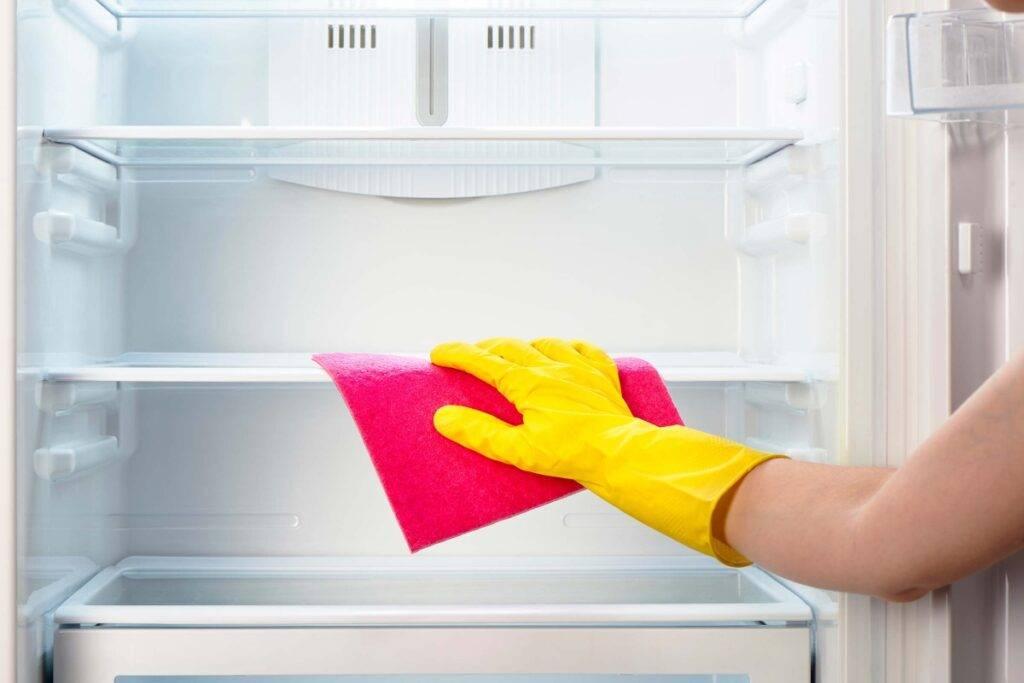 Как правильно и быстро разморозить холодильник в 3 шага