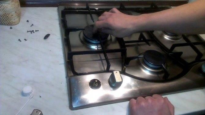 Ремонт газовой плиты своими руками: настраиваем плиту