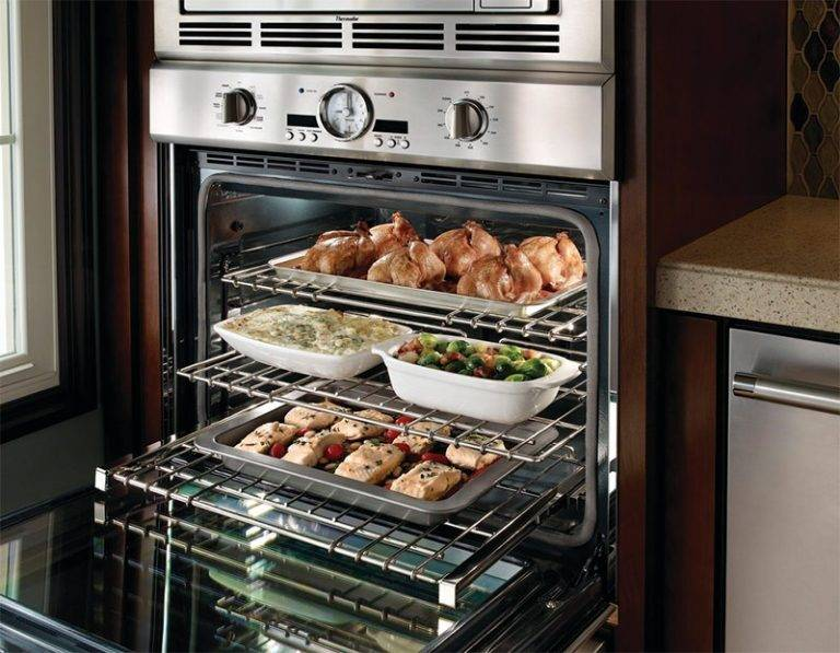 Что такое конвекция в духовке электрической плиты, принцип работы