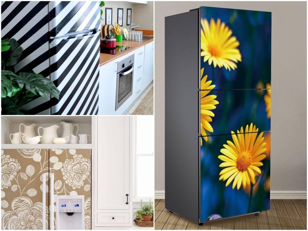 Как покрасить холодильник в домашних условиях снаружи – выбор краски, последовательность, нюансы