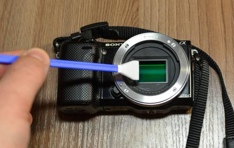 Совершенствуем знания • урок №9. чистка фотоаппарата
