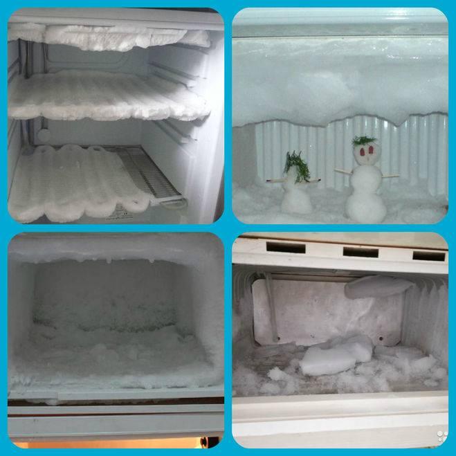 Способы быстрой и правильной разморозки холодильника