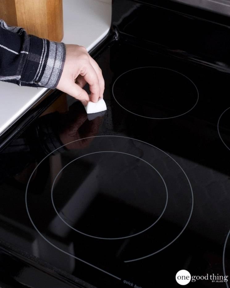 Как очистить индукционную плиту: как и чем правильно чистить индукционную плиту