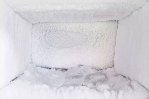 Быстрая разморозка морозильной камеры: зачем это нужно