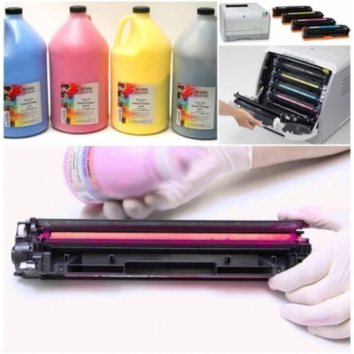 Как заправить лазерный принтер - полная инструкция!