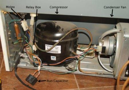 Холодильник не отключается, постоянно работает - причины и ремонт