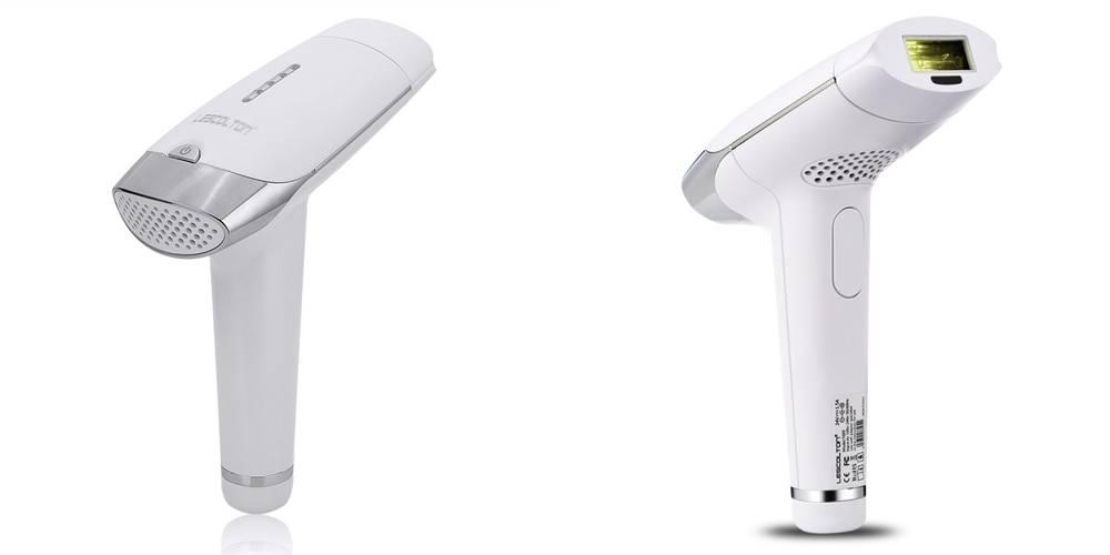 Лазерные эпиляторы для домашнего использования