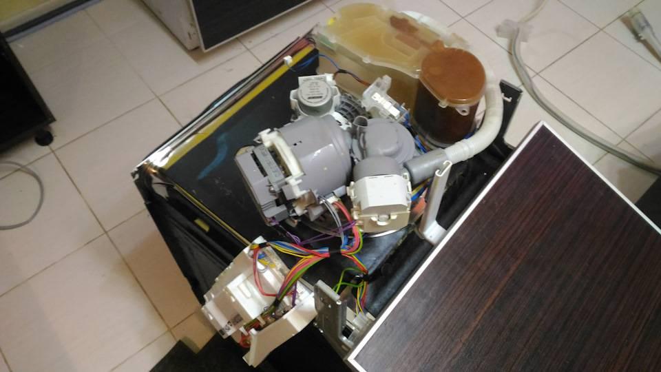 Не поступает вода в посудомоечную машину (bosch, beko, самсунг lg и др.): причины поломок посудомойки, что делать для их устранения