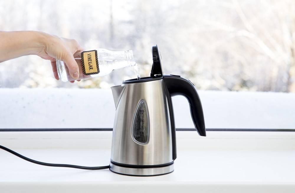 Как убрать запах пластмассы из электрического чайника – 7 эффективных методов и 2 сомнительных