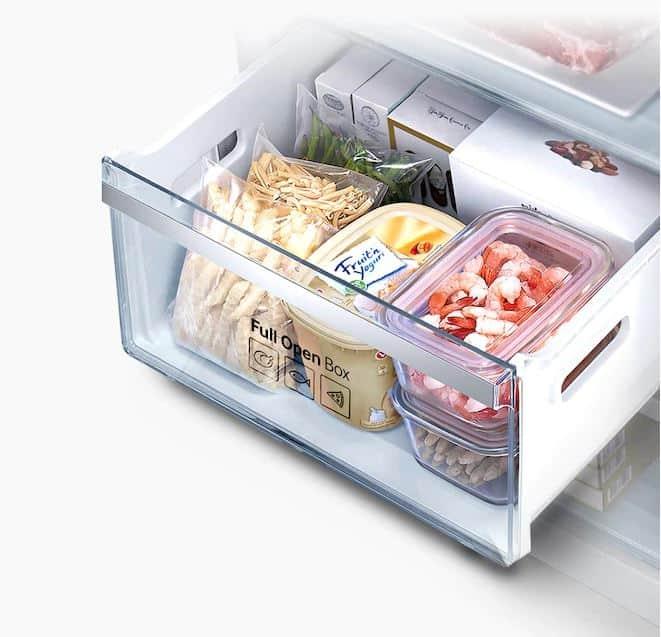 Fresh zone в холодильнике что это? - про бытовую технику от выбора до ремонта