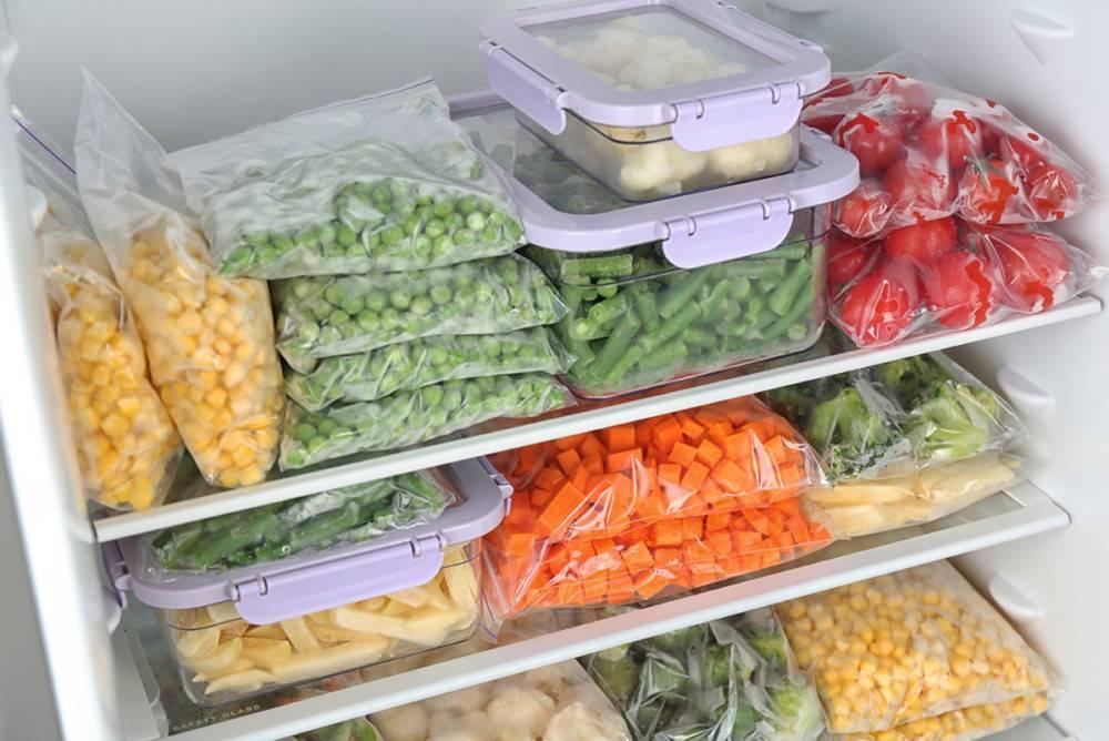 Мой опыт заморозки овощей и фруктов на зиму в домашних условиях