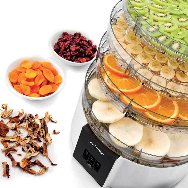 Как сушить фрукты и ягоды в домашних условиях правильно