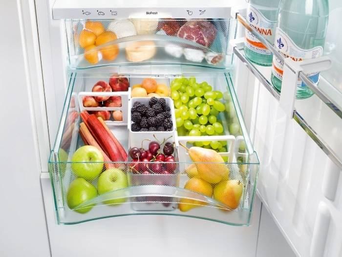 Что такое зона свежести в холодильнике (фреш зона) — описание, характеристики