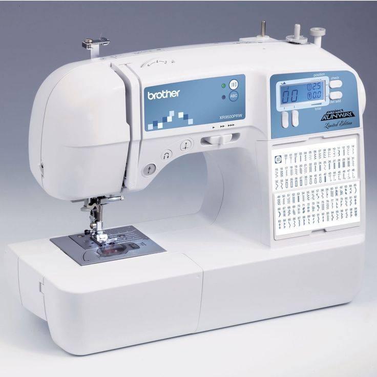 Топ-5 лучших фирм швейных машин для домашнего шитья