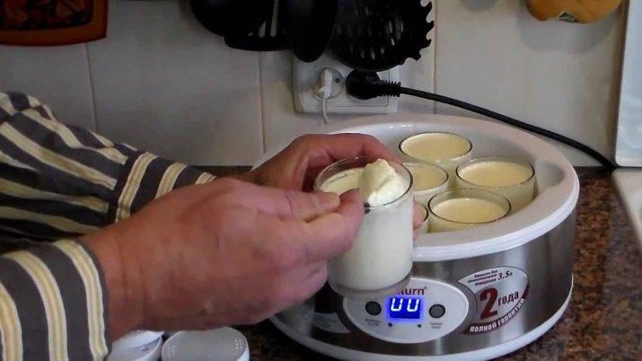 Рецепты приготовления йогурта в йогуртнице