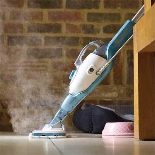 Проблема выбора: моющий пылесос против пароочистителя