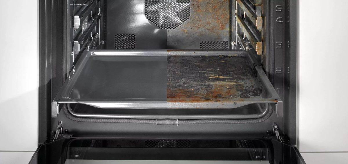 Каталитическая, пиролитическая и гидролизная очистка духовки: что это такое, какой способ лучше