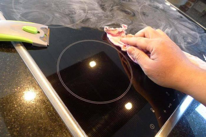 Лучшие чистящие средства для стеклокерамики на 2021 год