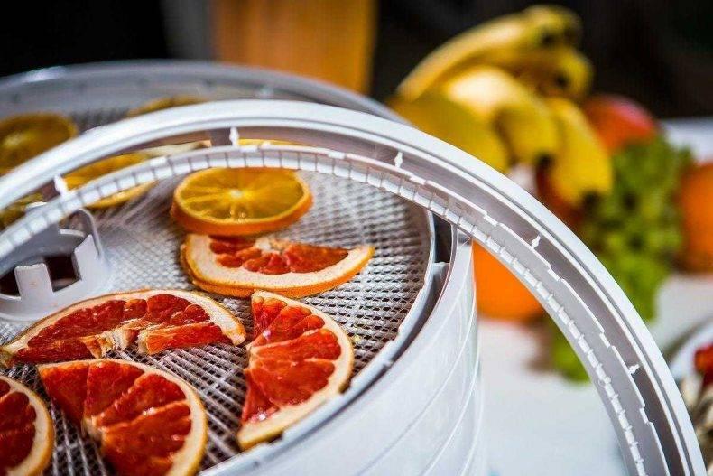 Как пользоваться сушилкой для овощей и фруктов