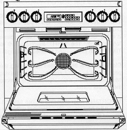 Конвекция в духовке.что это такоe и для чего необходима? что такое конвекция в газовой духовке и нужна ли она? полезные советы хозяйкам по выбору и эксплуатации