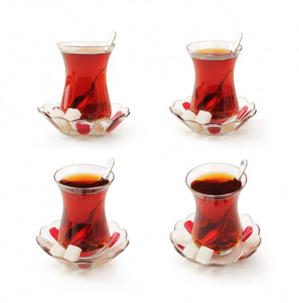 Турецкие стаканы для чая